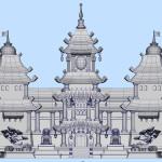 fantasy-castle-view-maya