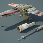 disabled-star-wars-xwing-3d-model_closeup