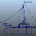 fantasy-ship-maya-wireframe-01