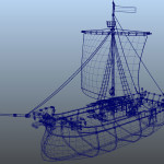 fantasy-ship-maya-wireframe-02