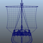 fantasy-ship-maya-wireframe-04