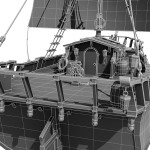 fantasy-ship-wireframe-render-03
