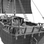 fantasy-ship-wireframe-render-04