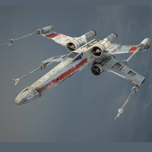 Dimmerlight studios | Star Wars 3D Models, 3D Environments and Models for Video Games and VR