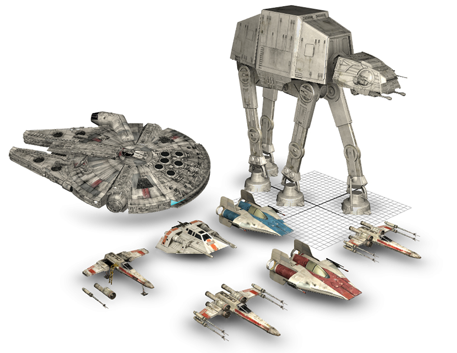 star-wars-ultimate-vehicles-3d-models-xwing-atat-awing-falcon-snowspeeder-thumb1