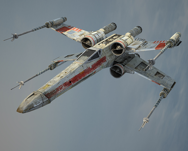 Download X-wing Wallpaper
