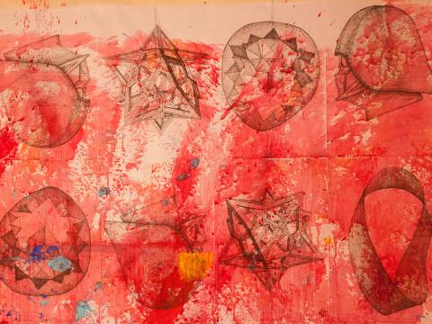 red-vader-mirena-rhee-painting