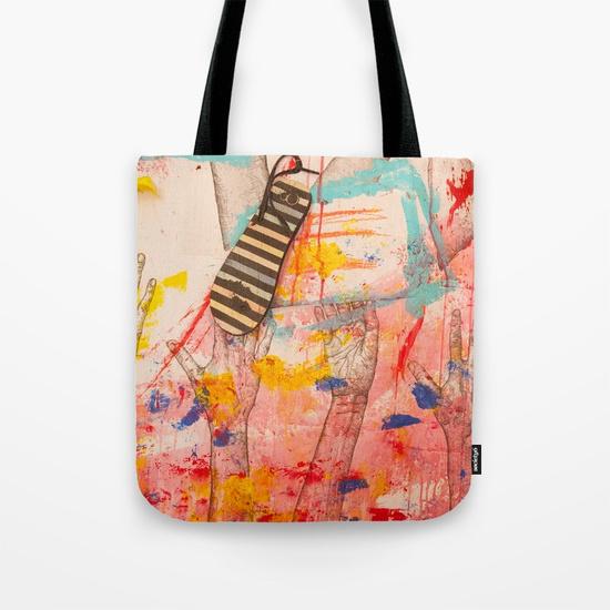Flip Flop bag - Mirena Rhee